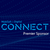 MuleSoft CONNECT Digital 2020 - Thru Premier Sponsor